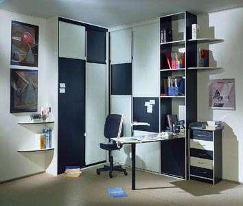 Шкафы купе в офис