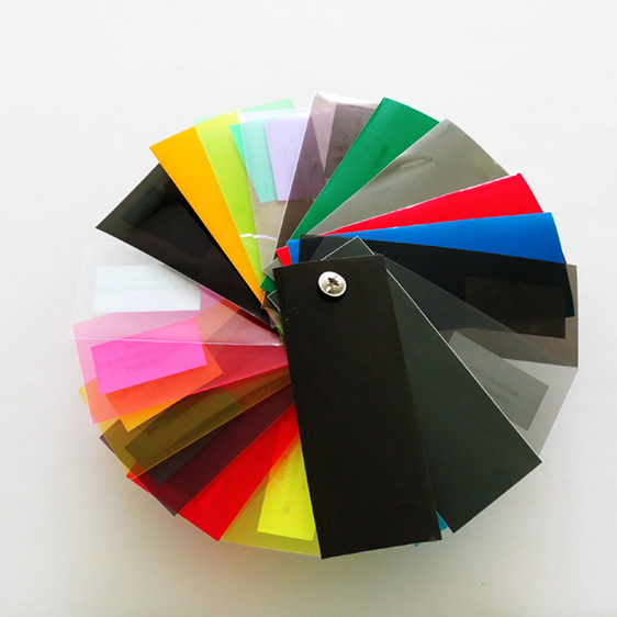 Материалы и цвета