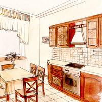 Кухни по стилю