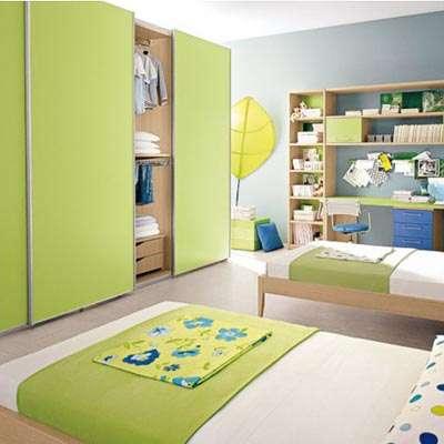 Шкаф-купе в детскую комнату