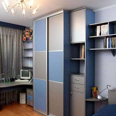 детская корпусная мебель для детской комнаты