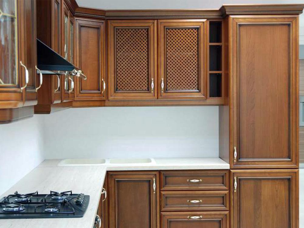 курсе кухонный гарнитур из массива дерева фото много нового