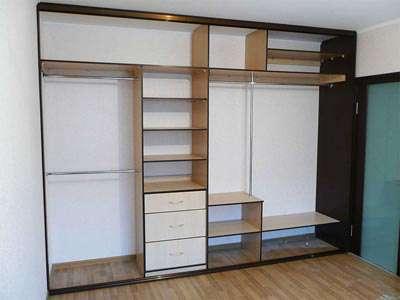 Шкаф для одежды в прихожую