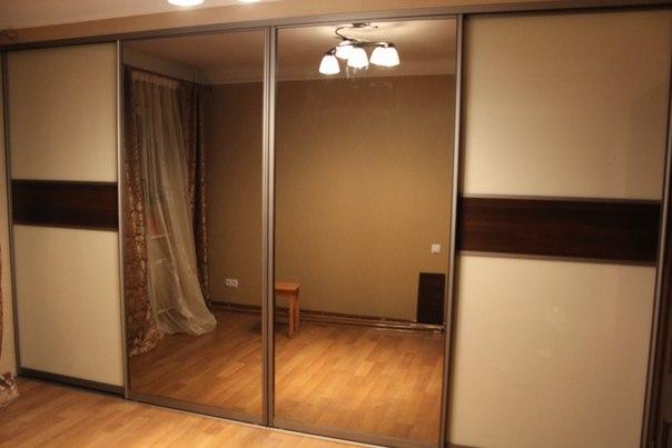 Двери для шкафа-купе на заказ