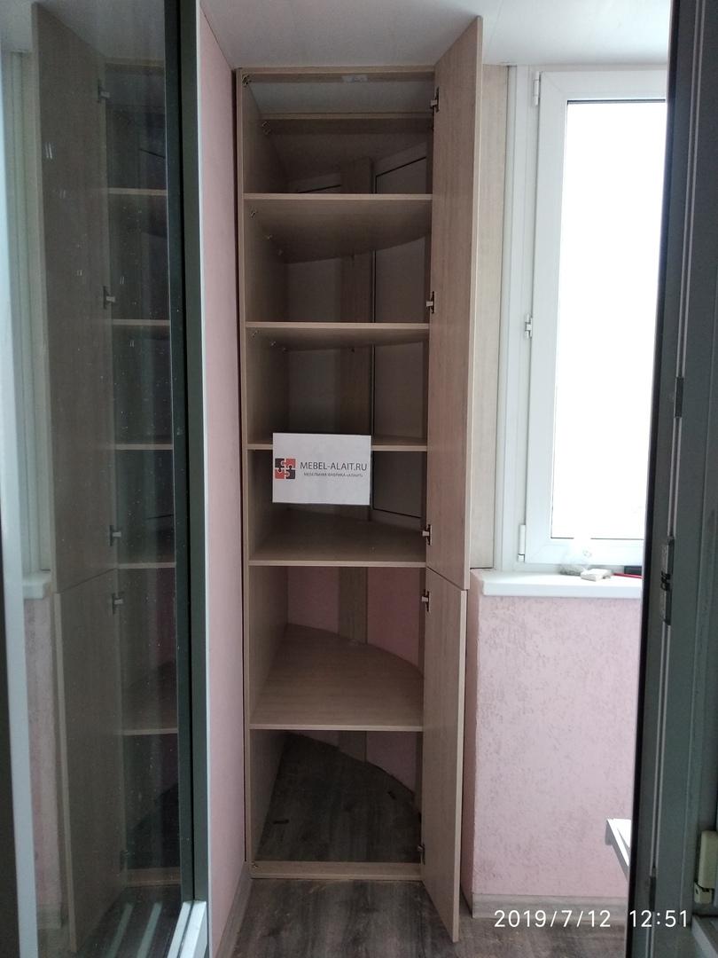 шкаф нестандартных размеров